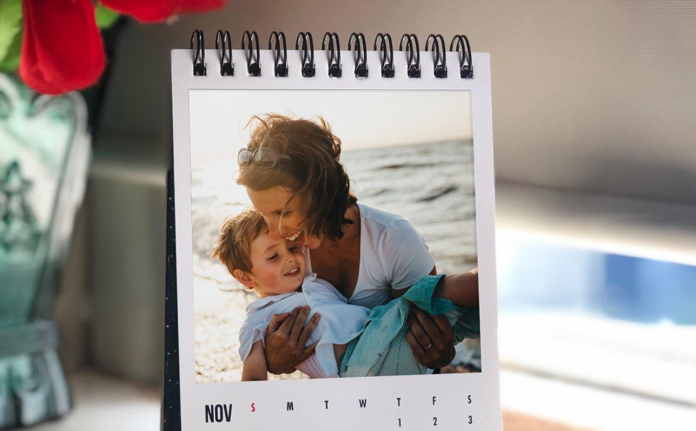 Harrier calendars